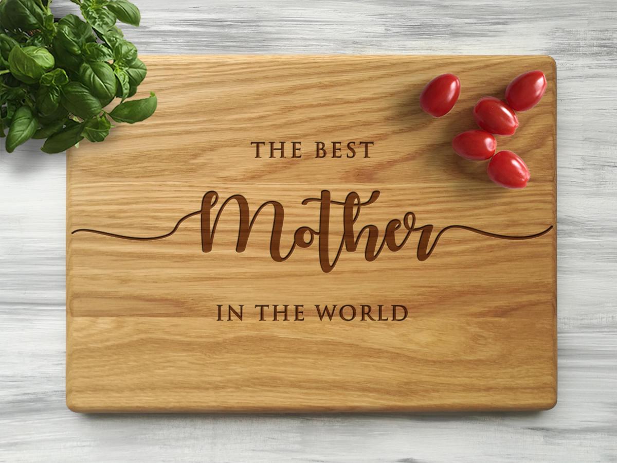 Кухонная доска «Mother»
