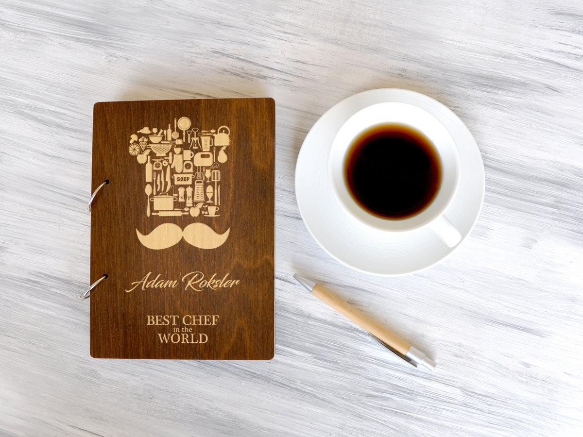 Книга для рецептов «Лучший шеф»