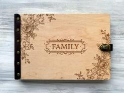 Альбом для фотографий «Family»