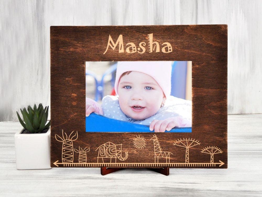 Детская рамка для фото «Ваш малыш»