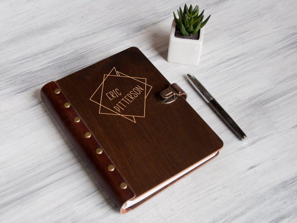 Персонализированный ежедневник-планер «Геометрия»