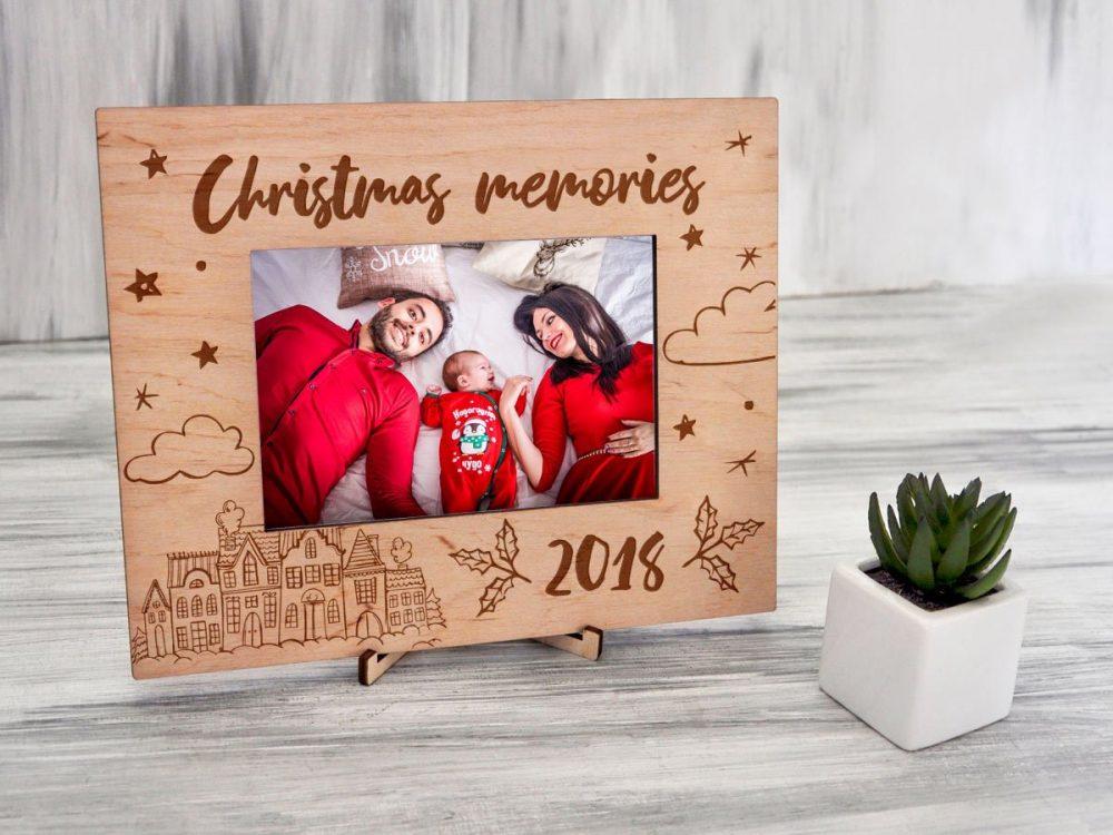 Рамка для фотографии «Christmas memories»
