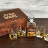 Подарочный набор для алкоголя с персональной гравировкой