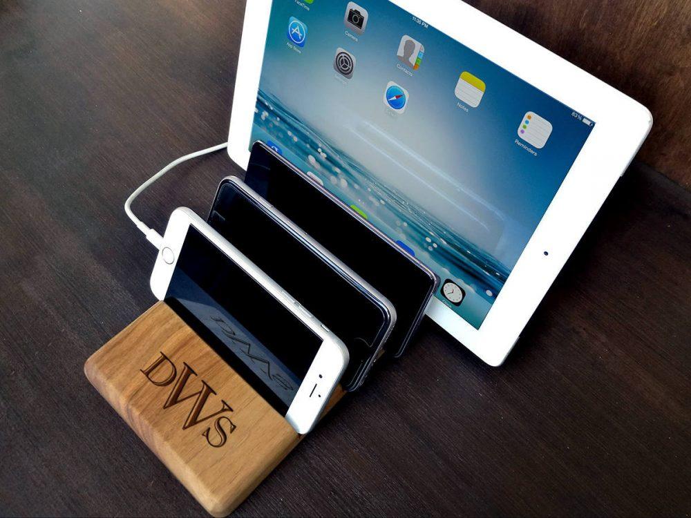 Подставка-органайзер для планшета, смартфона