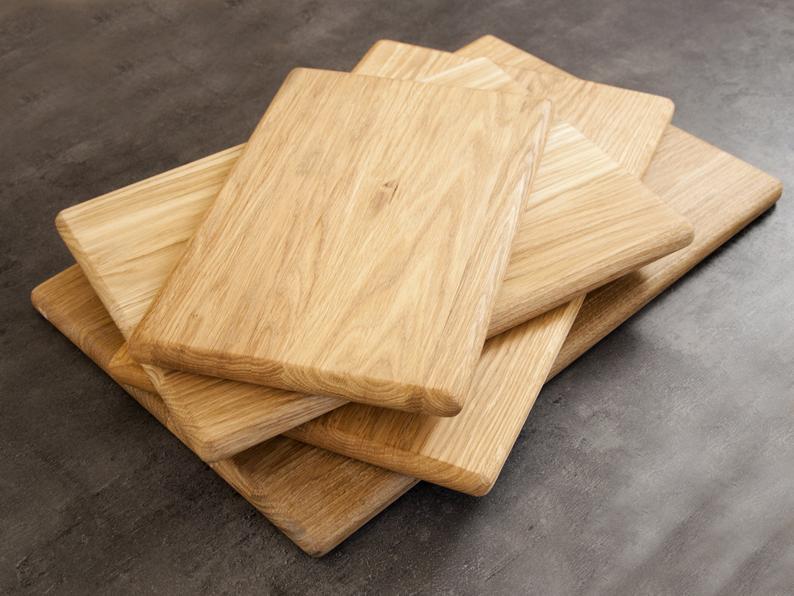 "Деревянная разделочная доска для кухни ""F.R.I.E.N.D.S"""