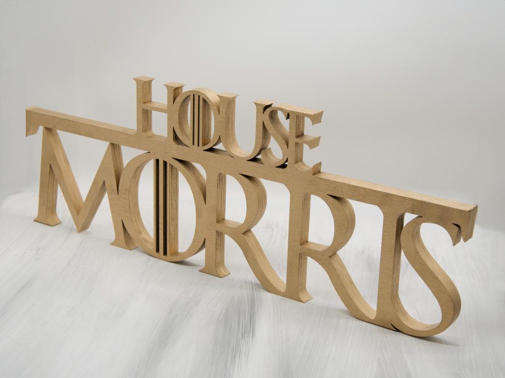 """Деревянный декор на свадебный стол """"Game of Thrones"""""""