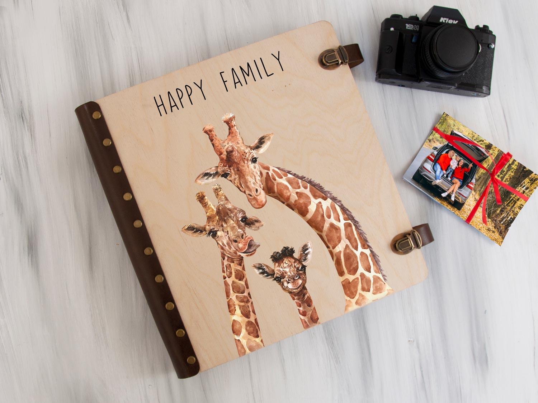 Семейный альбом для фотографий