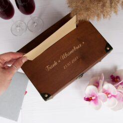 Сундук свадебный для денежных конвертов